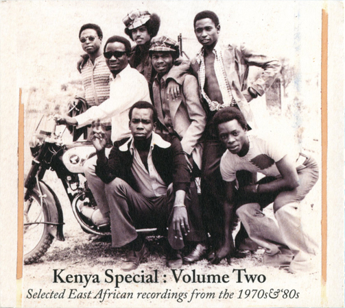 Kenya Special:  Volume Two Front Cover
