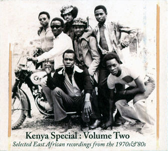 CD:  Kenya Special: Volume Two
