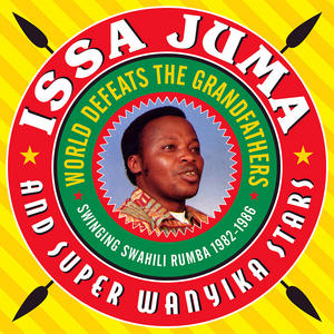 STCD1050 Issa Juma and Super Wanyika Stars