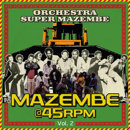 Mazembe @45rpm Volume 2