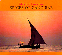 Image of Spices of Zanzibar CD cover.